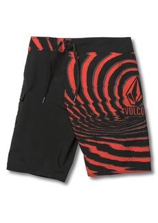 Volcom Lido Block Mod Board Shorts (Big Boys)