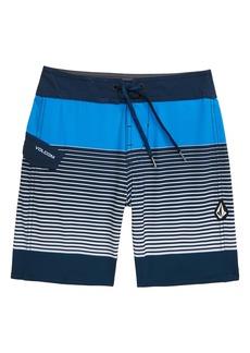 Volcom Lido Liney Mod Board Shorts (Big Boy)