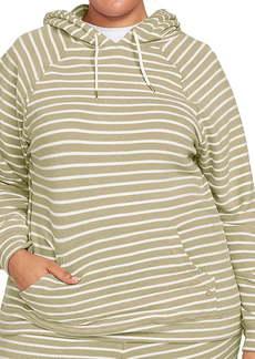 Volcom Lil Hooded Sweatshirt (Plus Size)