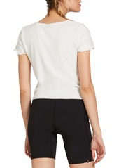 Volcom Lil Snap Front Top