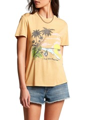 Volcom Lock It Up Graphic Tee