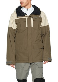 Volcom Men's Alternate Insulated Jacket  L