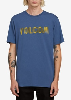 Volcom Men's Audio Waves Short Sleeve Tee