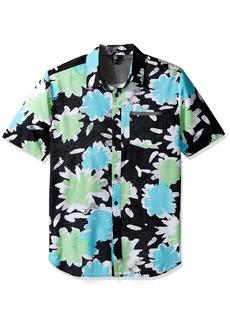 Volcom Men's Ballast Short Sleeve Shirt  M