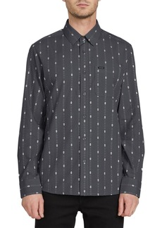 Volcom Men's Bonga Print Shirt