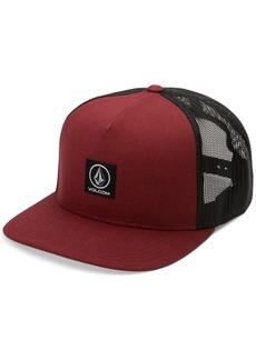 Volcom Men's Box Stone Cheese Baseball Hat