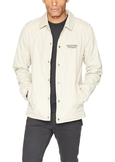 Volcom Men's Brews Coach Wind Breaker Jacket  XXL