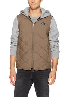 Volcom Men's Buster Puffer Lightweight Jacket  L