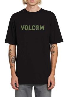 Volcom Men's Cement S/S Tee