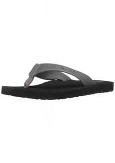 Volcom Men's DAYCATION FLIP Flop Sandal   B US