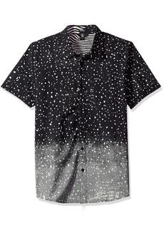Volcom Men's Dirty Noise Short Sleeve Shirt