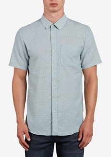 Volcom Men's Dobler Slim-Fit Raindrop Shirt