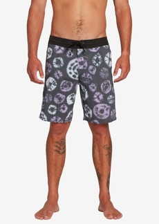 "Volcom Men's Dot Dye Stoney 19"" Board Shorts"