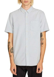 Volcom Men's Everett Oxford SS Shirt