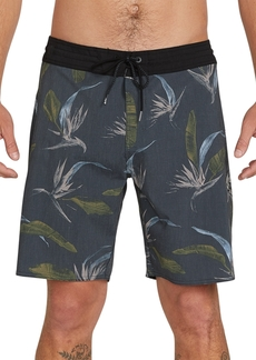 "Volcom Men's Faxer Stoney 18.5"" Board Shorts"