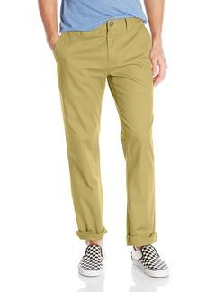 Volcom Men's Frickin Modern Fit Stretch Chino Pant  29