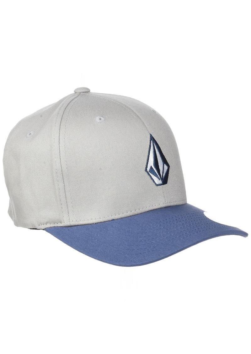 0242ca94 SALE! Volcom Volcom Men's Full Stone Flexfit Stretch Hat L/XL