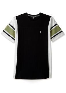Volcom Men's Harmony Mesh Short Sleeve Shirt