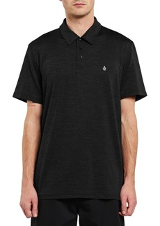 Volcom Men's Hazard Performance Short Sleeve Polo T-shirt