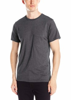 Volcom Men's Heather Twist Pocket T-Shirt