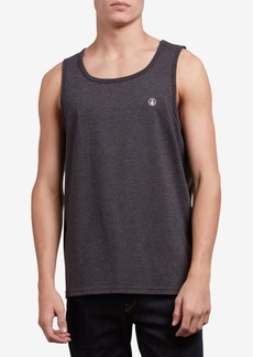 Volcom Men's Heathered Cotton Tank