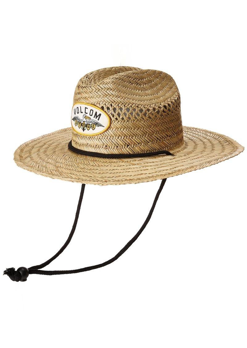 e6b9914cc Volcom Volcom Men's Hellican Straw Lifeguard Beach Hat Large/Extra ...