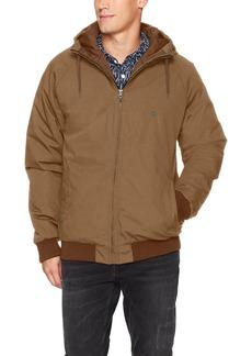 Volcom Men's Hernan Heavy Weight Hooded Jacket  S