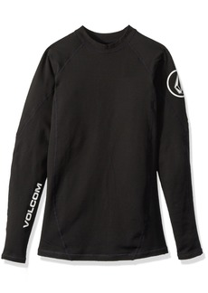 Volcom Men's Hotainer Long Sleeve Rashguard  S