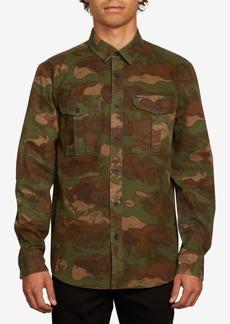 Volcom Men's Huckster Camo Shirt