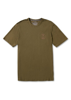 Volcom Men's Inner Stone Graphic Tee