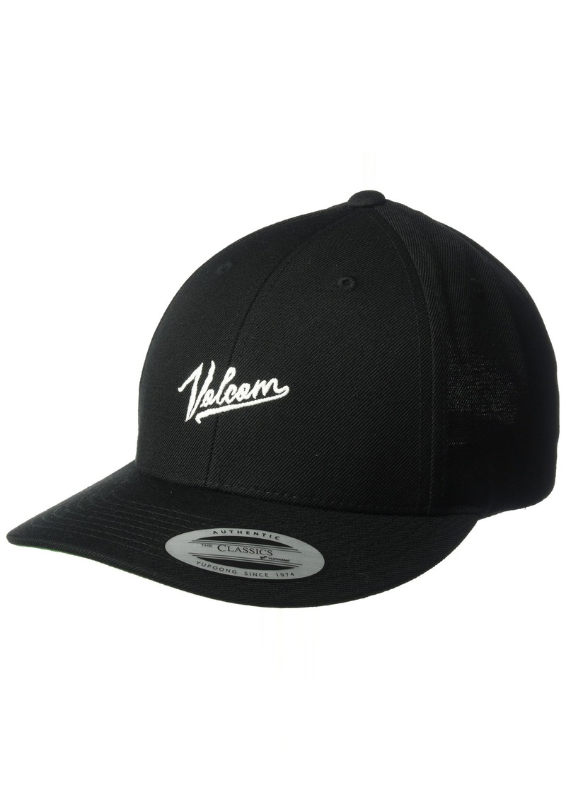 0147709a3cc ... where to buy volcom mens kurrent new era thirty stretch cap cf7be aceeb