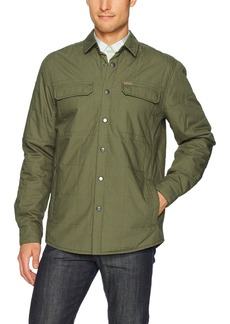 Volcom Men's Larkin Quilted Classic Fit Jacket  L