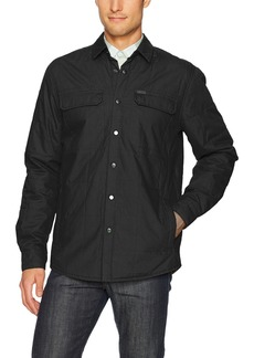Volcom Men's Larkin Quilted Classic Fit Jacket  S