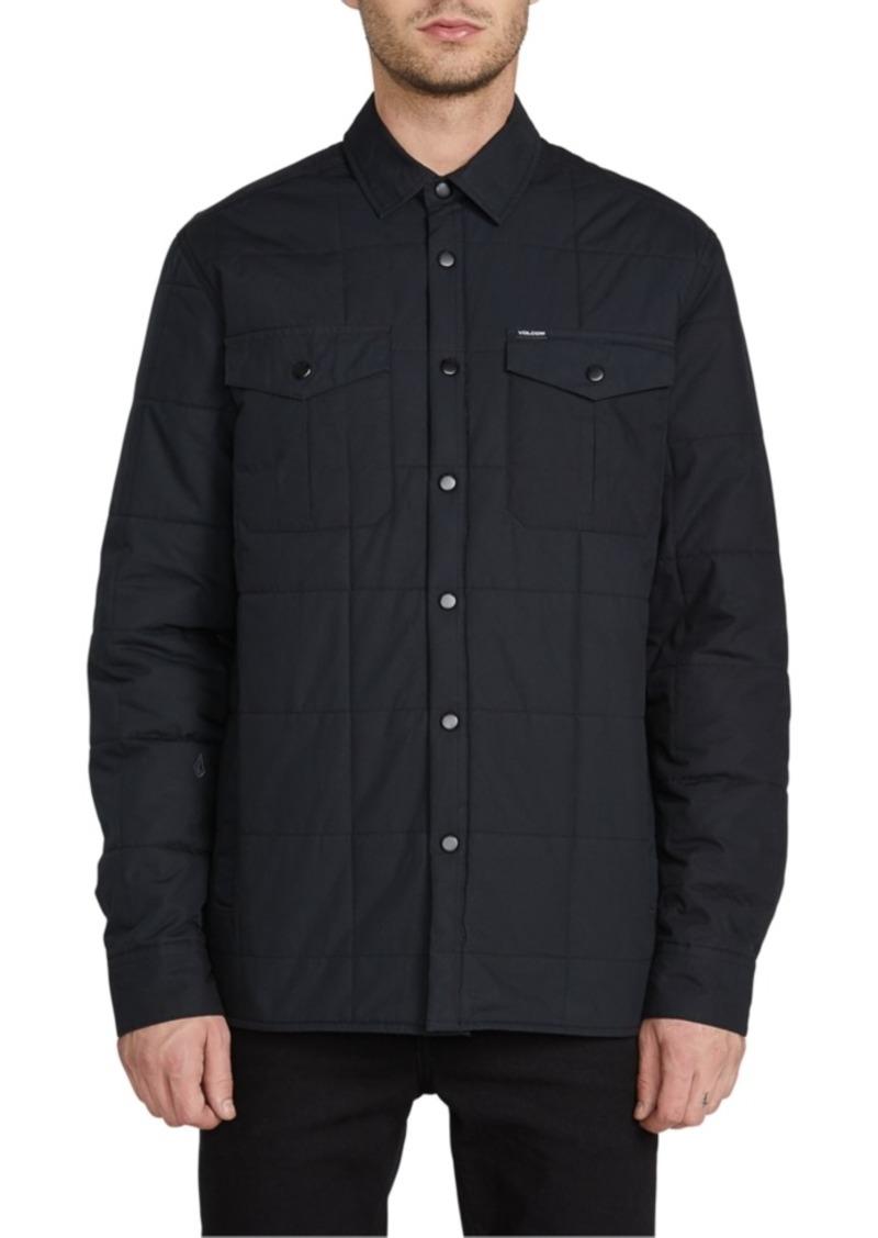 Volcom Men's Larkin Quilted Jacket