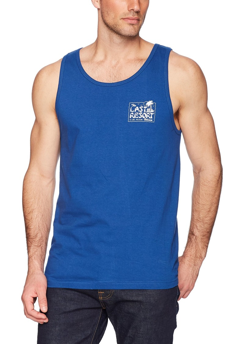 c70e2336408c8 Volcom Volcom Men s Last Resort Tank Top M