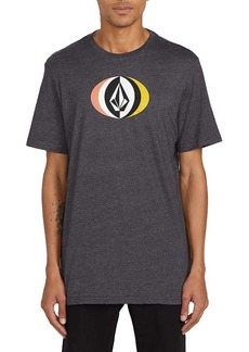 Volcom Men's Layer Round SS Tee