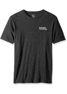 Volcom Men's Liberate Stone Short Sleeve Shirt  S