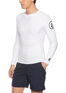 Volcom Men's Lido Solid Long Sleeve Rashguard  Extra Large