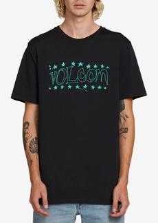 Volcom Men's Logo Graphic T-Shirt