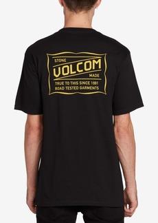 Volcom Men's Logo T-Shirt
