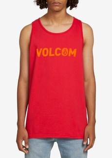 Volcom Men's Logo Tank Top