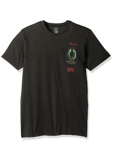 Volcom Men's Magnet Stack Short Sleeve T-Shirt