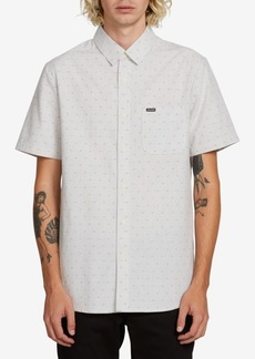Volcom Men's Mark Mix Short Sleeve Shirt