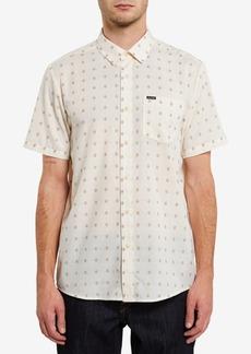 Volcom Mens Milton Short Sleeve Shirt