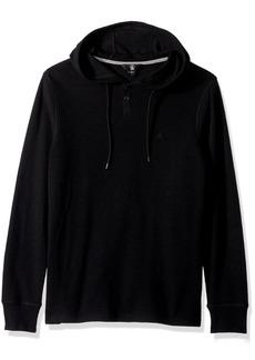 Volcom Men's Murphy Hooded Thermal Shirt  S