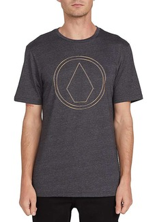 Volcom Men's Off Pin SS Tee