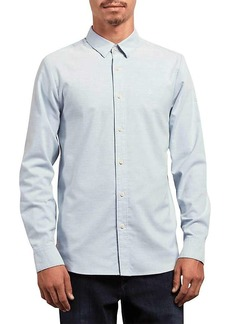Volcom Men's Oxford Stretch LS Shirt