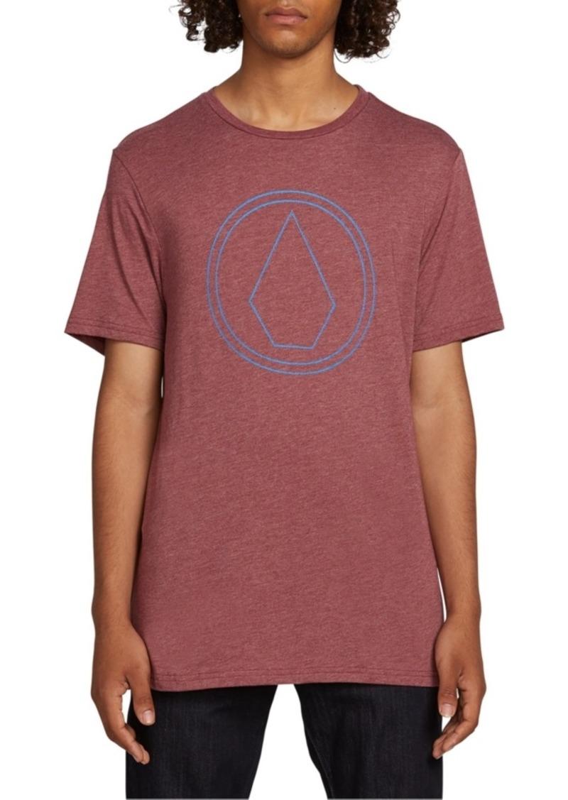 Volcom Men's Pin Stone Short sleeve Tshirt