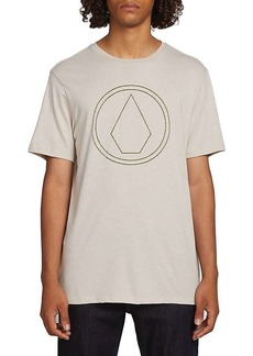 Volcom Men's Pin Stone SS Tee