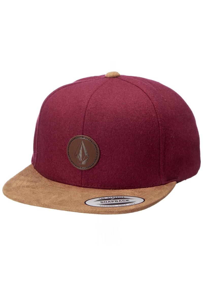 2d4c0a99 Volcom Volcom Men's Quarter Fabric Hat O/S | Misc Accessories